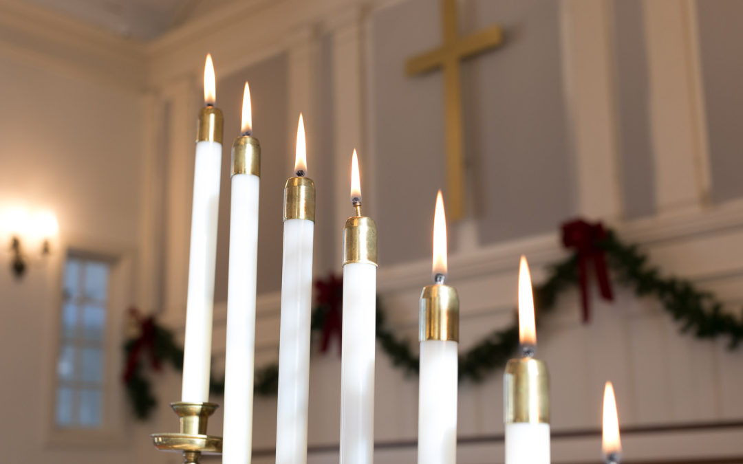 Christian Education has focused on prayers the past few weeks